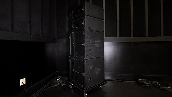 CenterStaging Rehearsal Studios Elevate Audio with Meyer Sound LEOPARD Systems